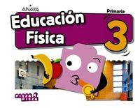 EP 3 - EDUCACION FISICA (AND) - PIEZA A PIEZA