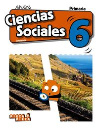 EP 6 - CIENCIAS SOCIALES (AND) - PIEZA A PIEZA