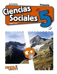 EP 5 - CIENCIAS SOCIALES (CYL) - PIEZA A PIEZA