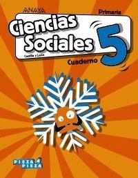 EP 5 - CIENCIAS SOCIALES (CYL) CUAD - PIEZA A PIEZA