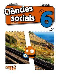 EP 6 - CIENCIES SOCIALS (BAL) - PEÇA A PEÇA