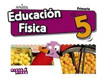 EP 5 - EDUCACION FISICA (AND) - PIEZA A PIEZA