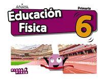 EP 6 - EDUCACION FISICA (AND) - PIEZA A PIEZA