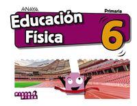 EP 6 - EDUCACION FISICA (ARA, AST, BAL, CAN, CANT, CYL, CLM, CEU, MEL, EXT, LRIO, MAD, MUR, NAV) - PIEZA A PIEZA