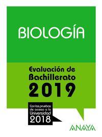 BIOLOGIA - EVAU