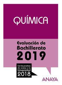 QUIMICA - EVAU