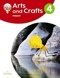 Ep 4 - Arts And Crafts (and) - Brilliant Ideas - Ana Teresa Oviedo Melgares