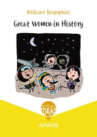 EP 3 - BRILLIANT BIOGRAPHY - GREAT WOMEN IN HISTORY