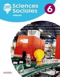 EP 6 - SCIENCES SOCIALES (FRANCES) - IDEES BRILLANTES (ARA, AST, BAL, CAN, CANT, CYL, CLM, CAT, CEU, MEL, EXT, GAL, LRIO, MAD, MUR, NAV, PV, C. VAL)