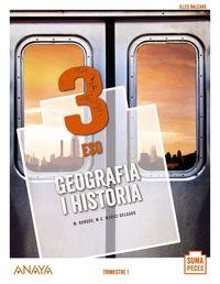 ESO 3 - GEOGRAFIA E HISTORIA (BAL) - SUMA PECES