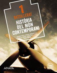 BATX 1 - HISTORIA DEL MON CONTEMPORANI (C. VAL, BAL) - SUMA PECES