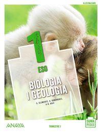 Eso 1 - Biologia I Geologia (bal) - Suma Peces - Silvia Clemente Roca / M. Aurora Dominguez Culebras / Ana Belen Ruiz Garcia