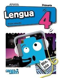 EP 4 - LENGUA (AND) (+TALLER LECTURA COMPRENSIVA) - PIEZA A PIEZA