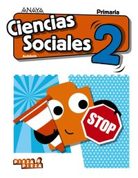 EP 2 - CIENCIAS SOCIALES (AND) + SOCIAL SCIENCE. IN FOCUS - PIEZA A PIEZA