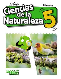 EP 5 - CIENCIAS NATURALEZA (AND) + NATURAL SCIENCE. IN FOCUS - PIEZA A PIEZA