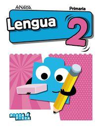 EP 2 - LENGUA (CYL) (+TALLER LECTURA COMPRENSIVA) - PIEZA A PIEZA