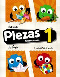 EP 1 - GLOBALIZADO - PIEZAS TRIM 3 (AND) CUADRICULA - PIEZA A PIEZA