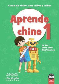 Aprendo Chino 1 - Aa. Vv.