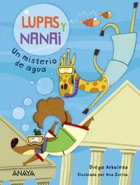 LUPAS Y NANAI - UN MISTERIO DE AGUA