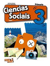 EP 3 - CIENCIAS SOCIAIS (GAL) - PEZA A PEZA