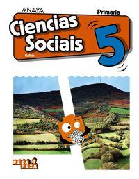 EP 5 - CIENCIAS SOCIAIS (GAL) - PEZA A PEZA