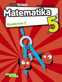 LH 5 - MATEMATIKA KOAD 2 (NAV, PV) - PIEZAZ PIEZA