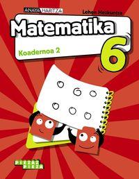 LH 6 - MATEMATIKA KOAD 2 (NAV, PV) - PIEZAZ PIEZA