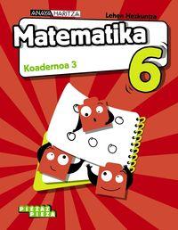LH 6 - MATEMATIKA KOAD 3 (NAV, PV) - PIEZAZ PIEZA