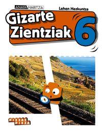 Lh 6 - Gizarte Zientziak (nav, Pv) - Piezaz Pieza - Jose Kelliam Benitez Orea / [ET AL. ]