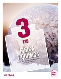 ESO 3 - FISICA Y QUIMICA (COLEG BILINGUES) (AND) - SUMA PIEZAS