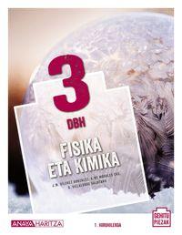DBH 3 - FISIKA ETA KIMIKA (NAV, PV) - GEHITU PIEZAK