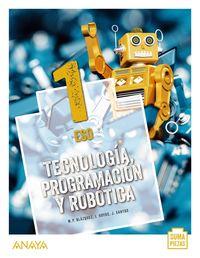 ESO 1 - TECNOLOGIA, PROGRAMACION Y ROBOTICA (MAD) - SUMA PIEZAS