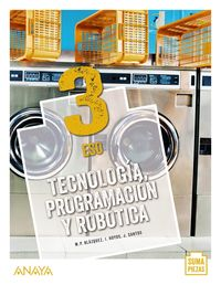 ESO 3 - TECNOLOGIA, PROGRAMACION Y ROBOTICA -SUMA PIEZAS