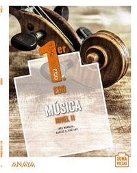 ESO 2 / 3 - MUSICA II - SUMA PIEZAS (ARA, AST, CAN, CANT, CYL, CLM, CEU, BAL, LRIO, MEL, MUR, NAV, PV)