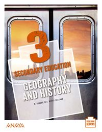 ESO 3 - GEOGRAPHY AND HISTORY (AND) (+DE CERCA)