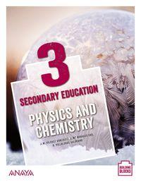 ESO 3 - PHYSICS AND CHEMISTRY (MAD, LRIO) - BUILDING BLOCKS