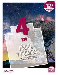 ESO 4 - FISICA Y QUIMICA (AND) (+DUAL FOCUS) - SUMA PIEZAS