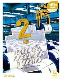 ESO 2 - TECNOLOGIA, PROGRAMACION Y ROBOTICA (MAD) - SUMA PIEZAS
