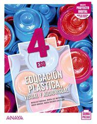 ESO 4 - EDUC. PLASTICA, VISUAL Y AUDIOVISUAL (AND) (+DUAL FOCUS)