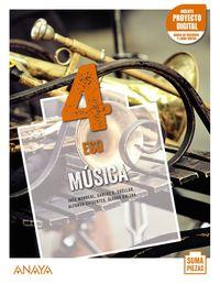 ESO 4 - MUSICA (AND) (+DUAL FOCUS) - SUMA PIEZAS