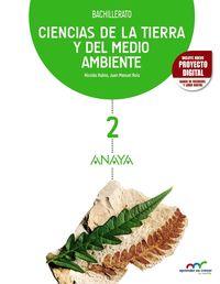 BACH 2 - CIENCIAS TIERRA Y MEDIO AMBIENTE (DIGITAL) - APRENDER ES CRECER EN CONEXION