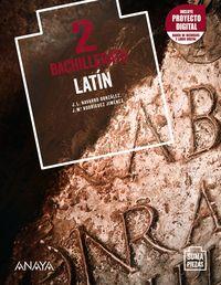 BACH 2 - LATIN - SUMA PIEZAS