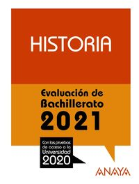 HISTORIA - EVAU 2021
