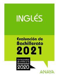 INGLES - EVAU 2021