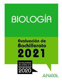 BIOLOGIA - EVAU 2021