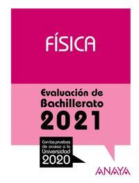 FISICA - EVAU 2021