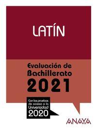 LATIN - EVAU 2021