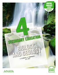 ESO 4 - BIOLOGY AND GEOLOGY (AND) (+DE CERCA) - BUILDING BLOCKS