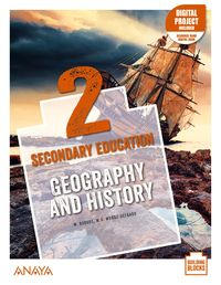 ESO 2 - GEOGRAPHY AND HISTORY (AND) (+DE CERCA) - BUILDING BLOCKS