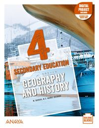 ESO 4 - GEOGRAPHY AND HISTORY (AND) (+DE CERCA) - BUILDING BLOCKS